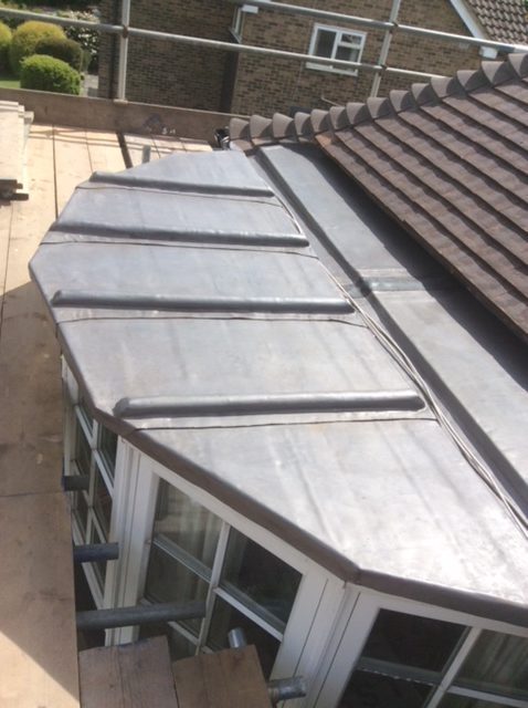 Domestic Commercial Roofing A. Dansie Roofing undertake repairs and installations on domestic commercial roofing. Flat roofing repairs on older offices, industrial units and residential properties can be easily undertaken by our team. Our installations can be laid directly over an old bituminous roof using modern EPDM
